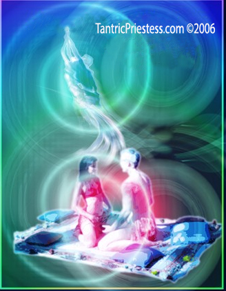 Ascension: Shamanism, shamanic Tantra, advanced intimacy rituals