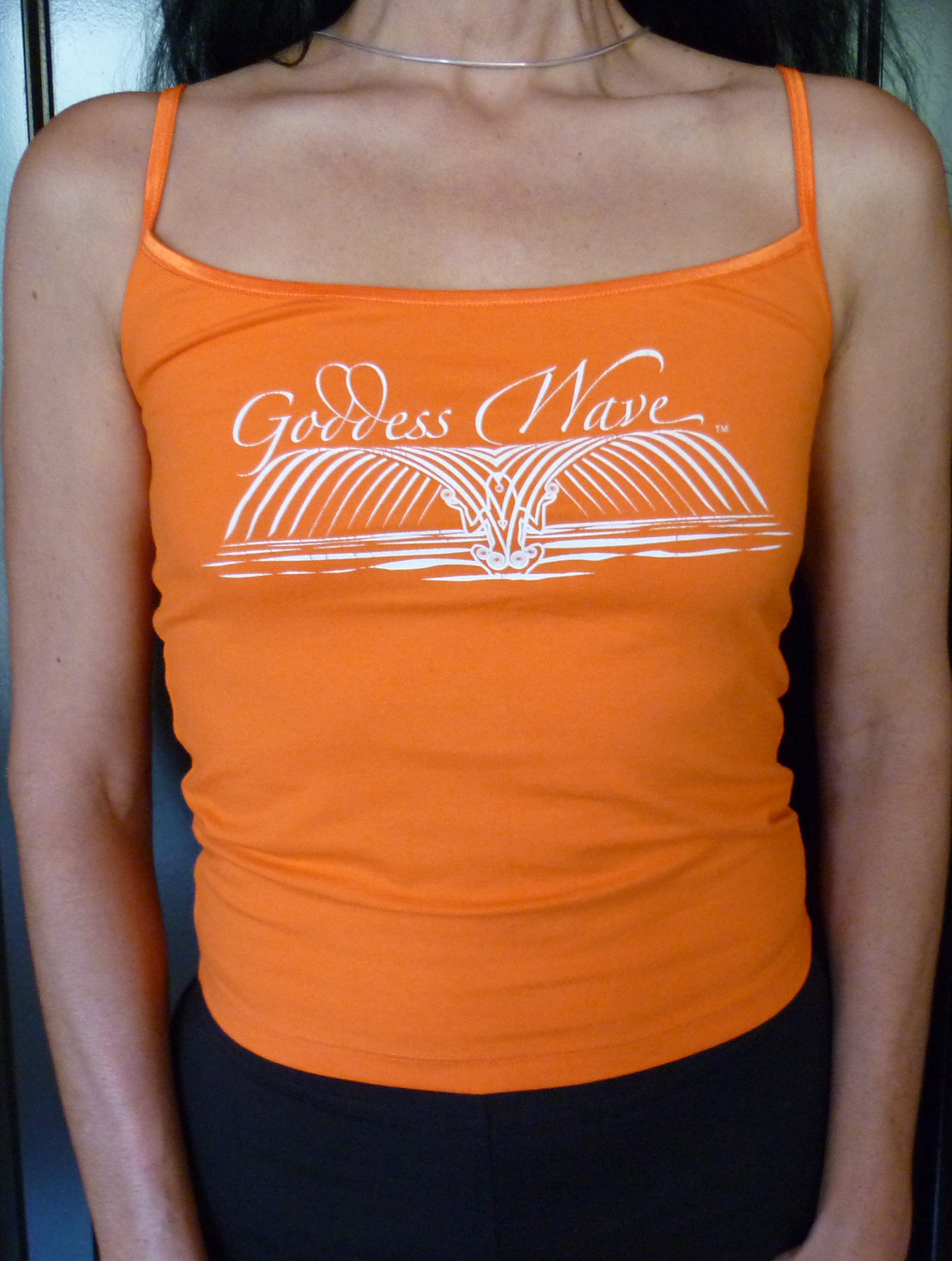 Goddess Wave tee shirts