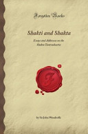Tantra: Shakti and Shakta